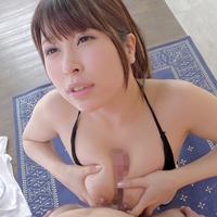 (暴発ぱいずりSEX☆)ロケット乳でチ○コをこねくり回す椎葉みくるのぱいずり性交渉